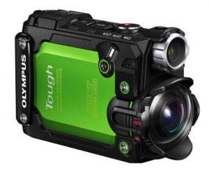 Olympus Tough TG Tracker - Action Camera